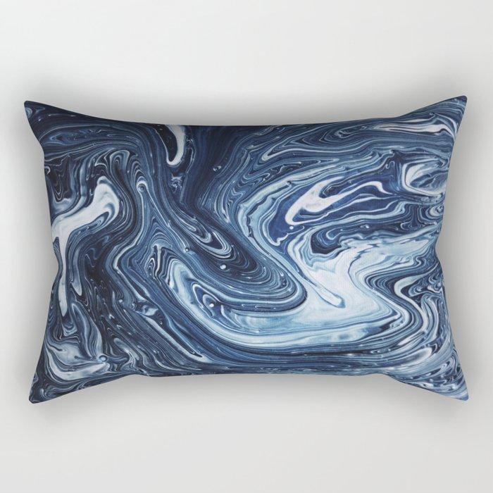Gravity III Rectangular Pillow