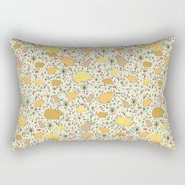 Capybara Pattern Rectangular Pillow