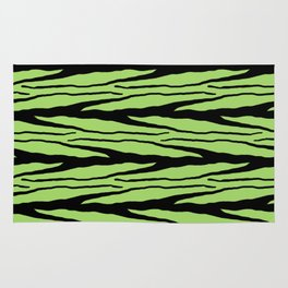 A New Wild - Green Rug
