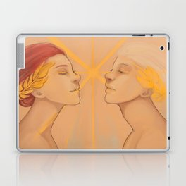 Pale Imitation Laptop & iPad Skin