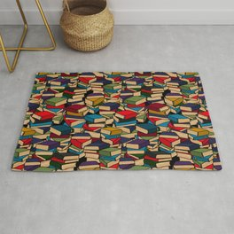 The Book Collector Rug