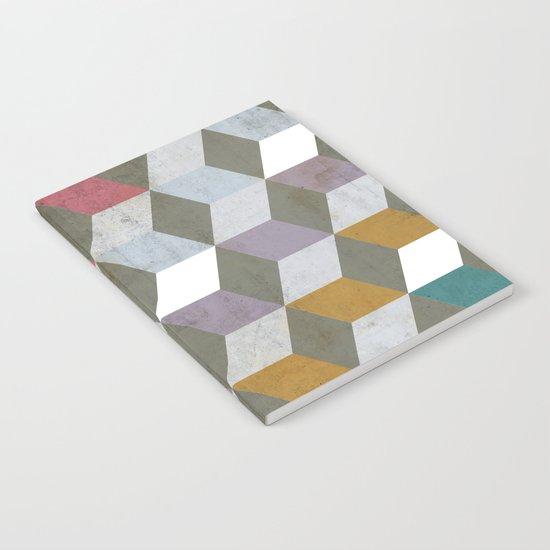 Geometric pattern Notebook