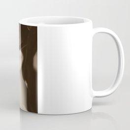 Capturing Light in Sepia Coffee Mug