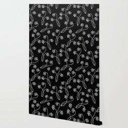 flor blanca Wallpaper