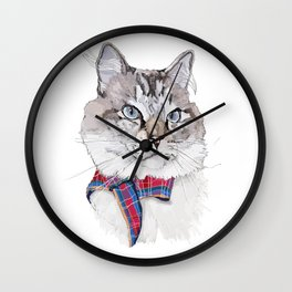 Mitzy Wall Clock