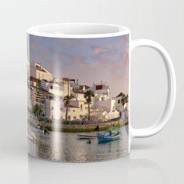 Ferragudo dusk, Portugal Coffee Mug