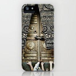 The Ka'aba Door iPhone Case