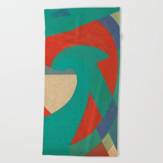 Oxóssi Beach Towel