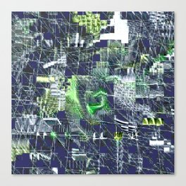 00002 Canvas Print
