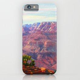 Grandview Grand Canyon by Amanda Martinson iPhone Case