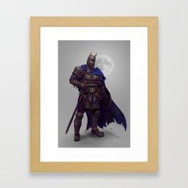 knight Framed Art Print
