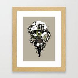 Walpurgis Night Framed Art Print