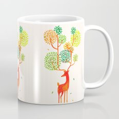For the tree is the forest Mug