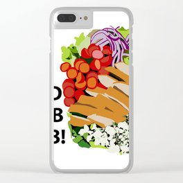Good job COBB Clear iPhone Case