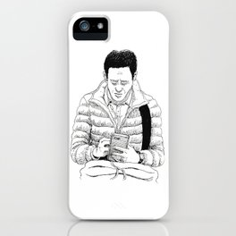 Rules of Public Transport iPhone Case