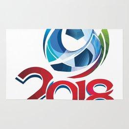 LOGO WORLD CUP 2018 Rug