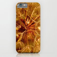 Dandelion Clock Slim Case iPhone 6s