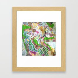 Sketchbook Print 1 Framed Art Print