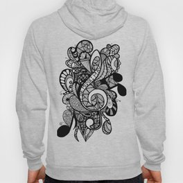 Let the music play! Hoody
