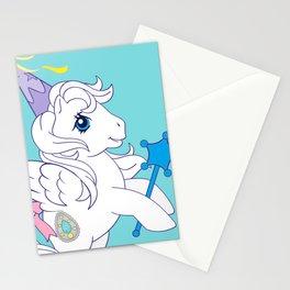 g1 my little pony Princess Tiffany Stationery Cards
