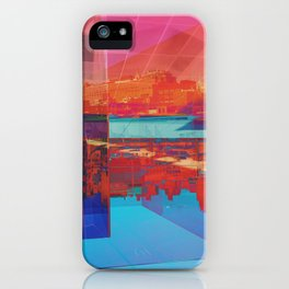 Just A New York Minute iPhone Case