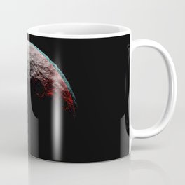 This anaglyph of Ceres is part of a sequence of images taken by NASAs Dawn spacecraft Coffee Mug