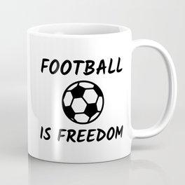 Football Game Coffee Mug