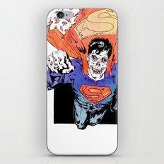 ZUPERMAN iPhone & iPod Skin