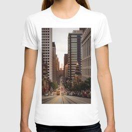 Lingering in San Francisco T-shirt