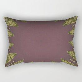 Better than Yours Colormix Mandala 10 Rectangular Pillow