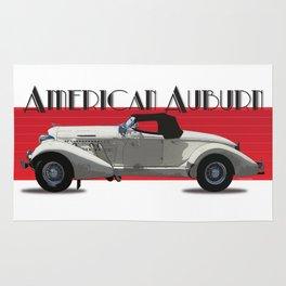American Auburn Rug