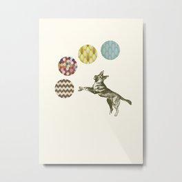 Ball Games Metal Print