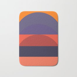 Spring- Pantone Warm color 05 Bath Mat