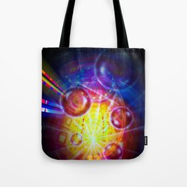 Abstract Perfection 57 Tote Bag