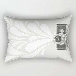 Worth a thousand words Rectangular Pillow