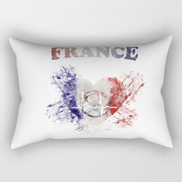 France World Cup Rectangular Pillow