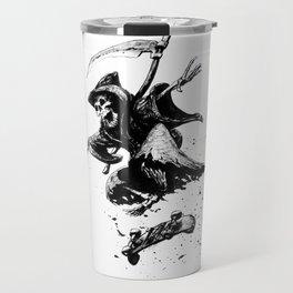 Death Skates! Travel Mug
