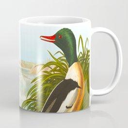 Goosander or Common Merganser Coffee Mug