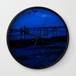 Mini Victorian Pier Wall Clock