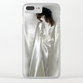 """say no to patriarchy / """"the autonomy"""" Clear iPhone Case"""