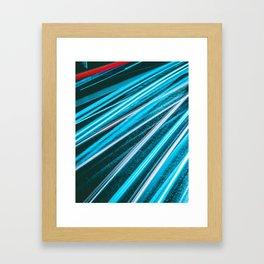 Urban Light Framed Art Print