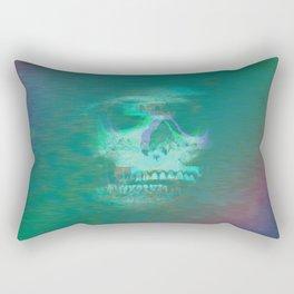 Datamosh Pit Rectangular Pillow