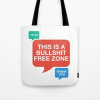 motivational Tote Bags featuring Motivational by Motivational