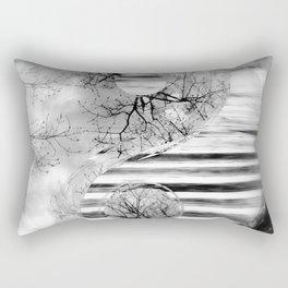 Yin Yang softness Rectangular Pillow