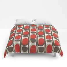 The vintage pattern Comforters