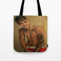 custom Tote Bags featuring custom by Jessica