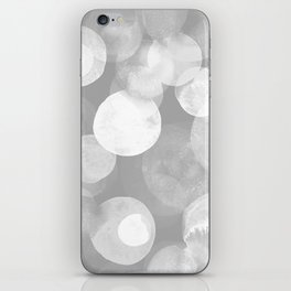 Confetti paint FOUR iPhone Skin