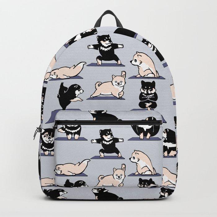 Shiba Yoga Backpack