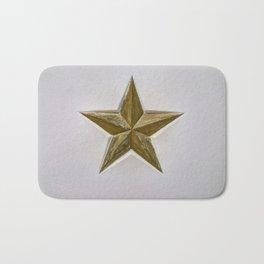 Soviet Star World War 2 Bath Mat