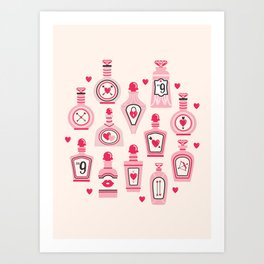 Love Potion Art Print